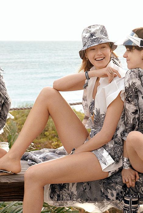 Новый pop-up-бутик Dior с пляжной коллекцией откроется в Yalıkavak Marina