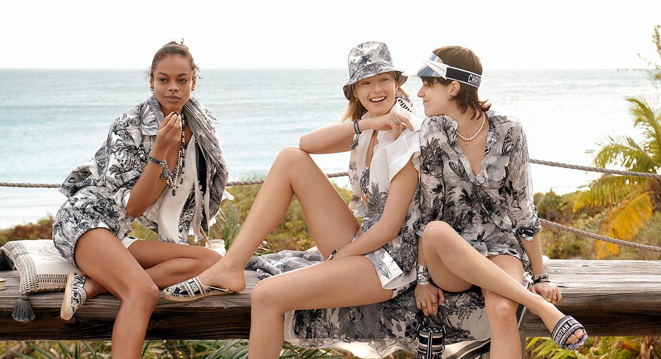 Новый pop-up-бутик Dior с пляжной коллекцией откроется в Yalikavak Marina