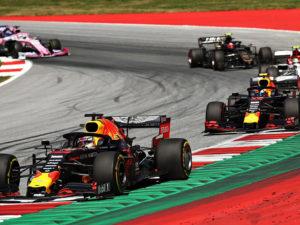 «Формула-1»: сезон 2020 стартует 5 июля в Австрии