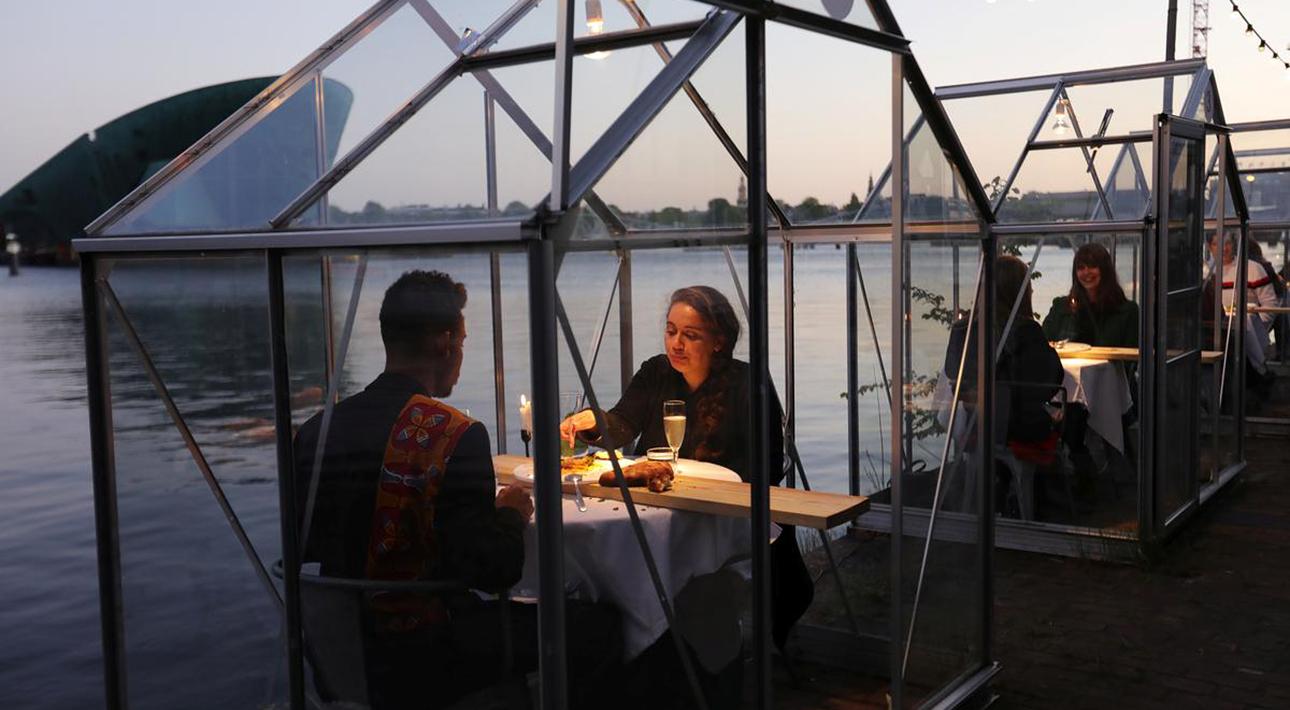 #PostaБизнес: как изменятся рестораны после пандемии?
