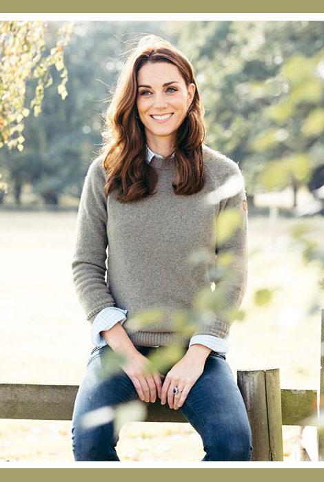 В конкурсе портретов британцев в условиях локдауна, организованном Кейт Миддлтон, приняли участие члены королевской семьи
