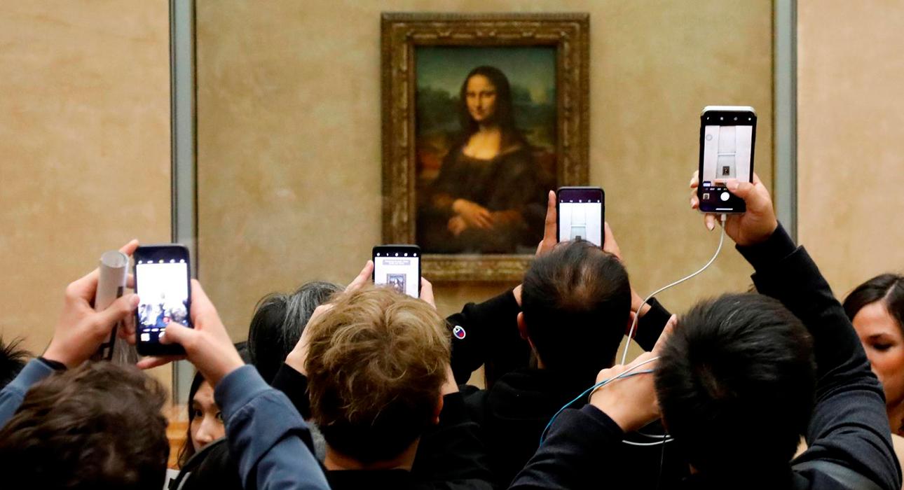 В Лувре после открытия можно будет лучше рассмотреть «Мону Лизу»