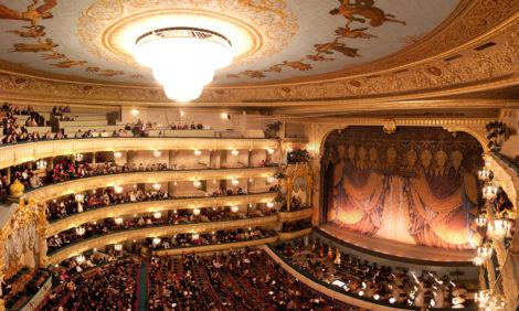 Мариинский театр откроется после трехмесячного карантина и даст два концерта