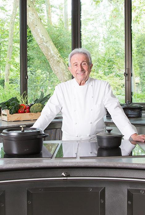 Готовим с шефом: обладатель трех звезд Michelin Мишель Герар воссоздает любимые рецепты Кристиана Диора