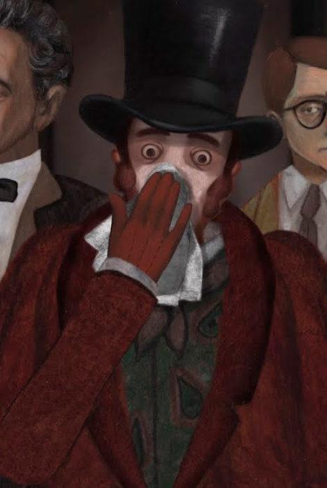 Мультфильм Андрея Хржановского по повести Гоголя «Нос» завоевал награду «Выбор жюри» на фестивале в Анси