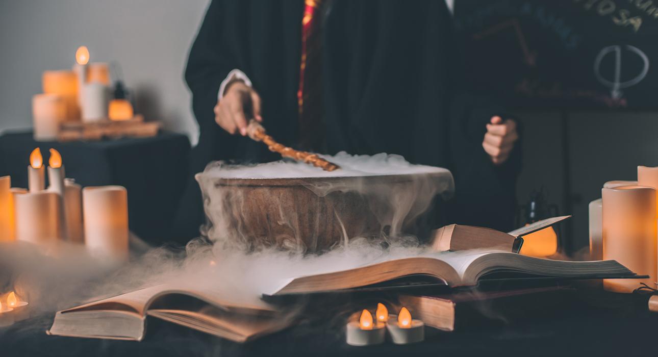 Мастер-классы по кулинарии с изучением английского языка — по мотивам «Гарри Поттера»