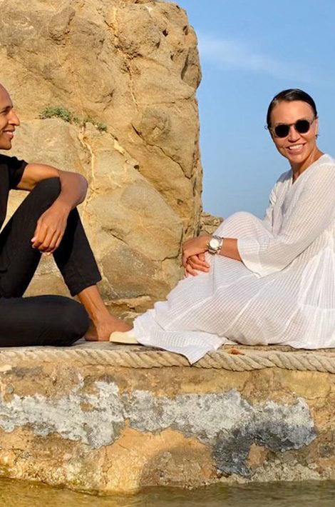 Travel-гуру: Татьяна Шевченко и Изаак Виджраку — звездный терапевт и мастер, работающий в лучших отелях мира