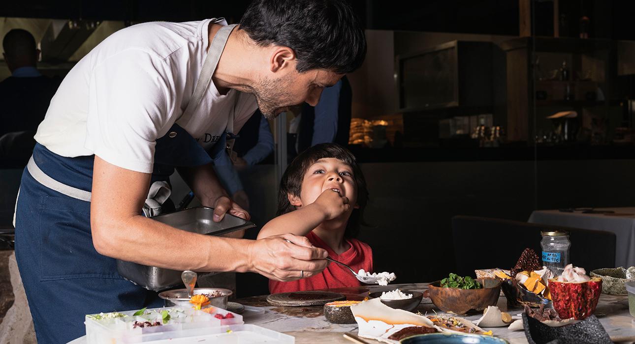 Вирхилио Мартинес, шеф-повар ресторана Central