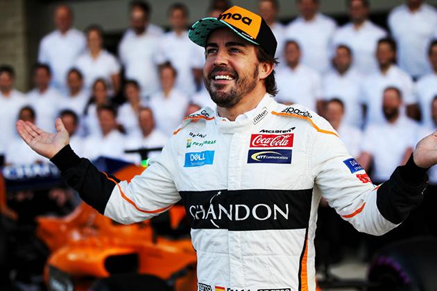 Испанский гонщик Фернандо Алонсо вернется в «Формулу-1» после двухлетнего перерыва