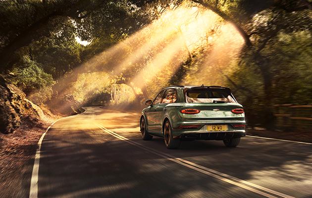 Новый Bentley Bentayga — внедорожник для самых требовательных
