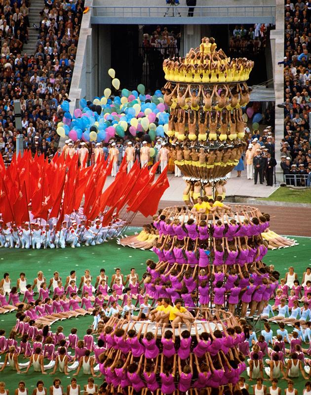 В Музее Москвы проходит выставка «Символы Олимпиады. К 40-летию Олимпийских игр в Москве»