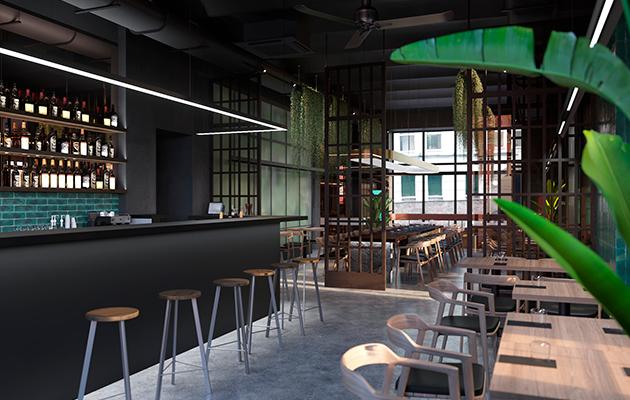 Ресторан азиатской кухни Subzero из Санкт-Петербурга откроется в Москве