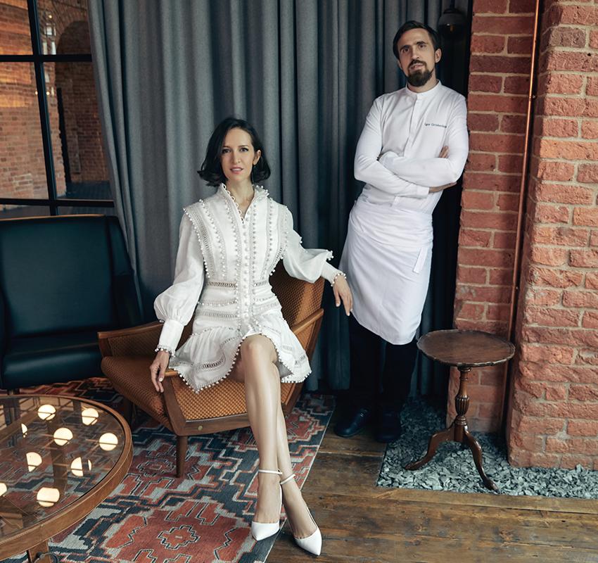 Едим не дома: на острове Новая Голландия в Санкт-Петербурге открылся новый ресторанный проект Матильды Шнуровой — COCOCO bistro