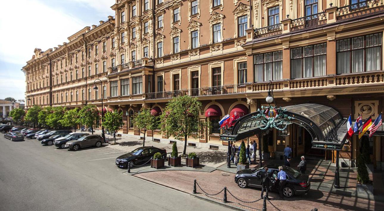 Питер Weekly / Едем в Питер: выгодное летнее предложение от «Гранд Отеля Европа»