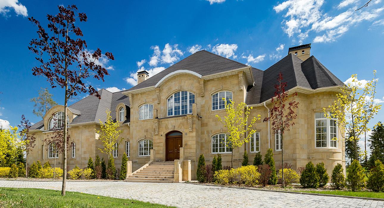 Agalarov Estate. Резиденция во французском стиле