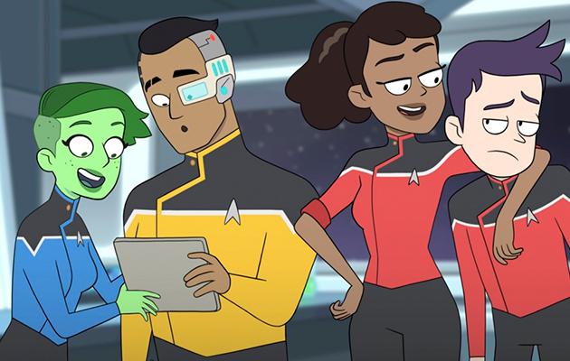 «Стар Трек: нижние палубы» / Star Trek: Lower Decks