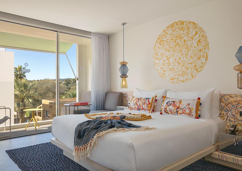 Новый отель: на Ивисе состоялось открытие W Ibiza