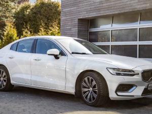 Авто с Яном Коомансом: Volvo S60 — с пользой для вашего здоровья