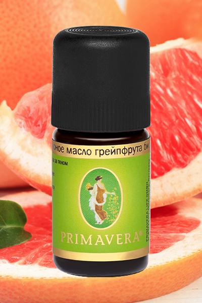 Аромалимфодренаж: грейпфрут и лавр