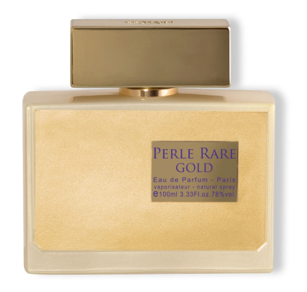 Perle Rare Gold, Panouge