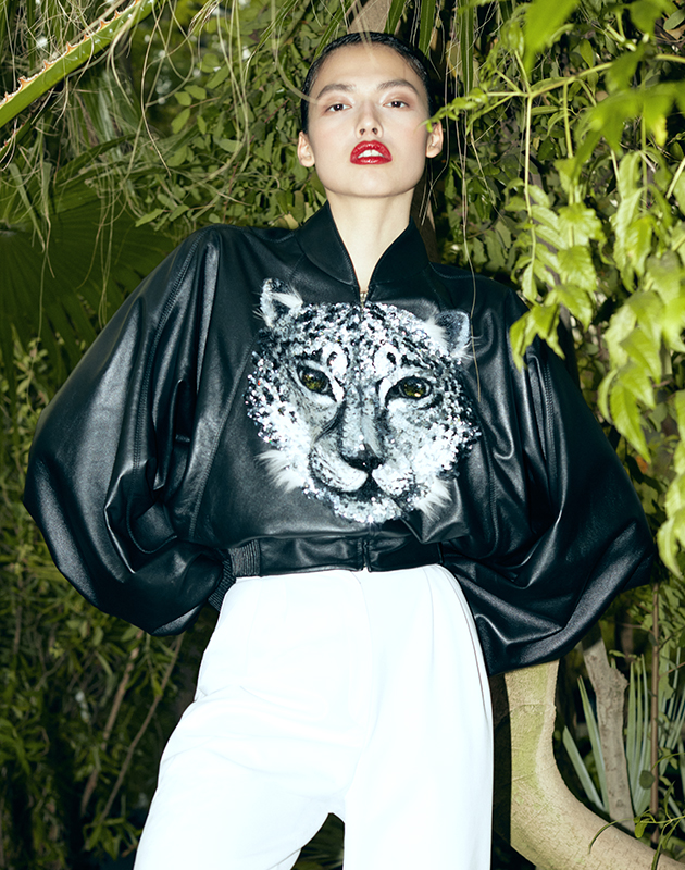 Лукбук коллекции Yanina Couture осень-зима 2020-2021