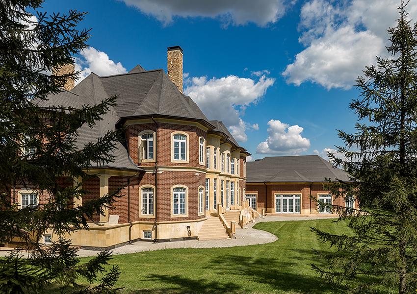 Agalarov Estate. Резиденция Jozelin
