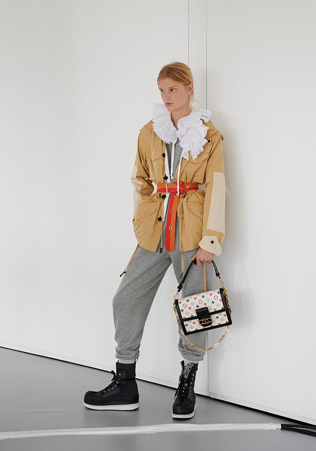 Играем! Louis Vuitton представляет круизную коллекцию 2021