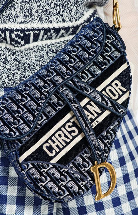 Бархатные прикосновения: новая коллекция Dior