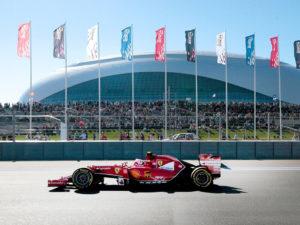 Российский этап «Формулы 1» пройдет в Сочи 25-27 сентября