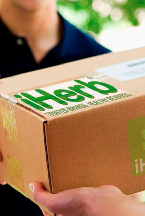iHerb начнет делать скидки за бонусы «Спасибо от Сбербанка»