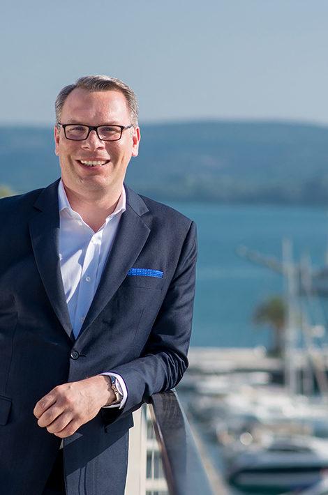 Travel Experts: интервью с генеральным менеджером отеля Regent Porto Montenegro Каем Дикманом
