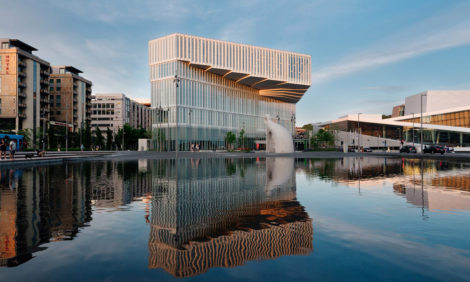 В Осло открылась новая Центральная библиотека — одновременно огромная и уютная