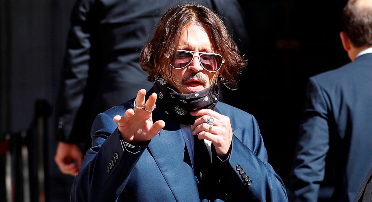 Джонни Депп против таблоида Sun: в Лондоне начался процесс по делу о клевете, Эмбер Херд среди свидетелей