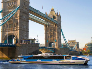 Uber запустит сервис речного такси в Лондоне