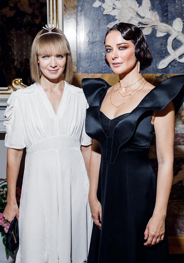 Виктория Газинская и Марина Александрова