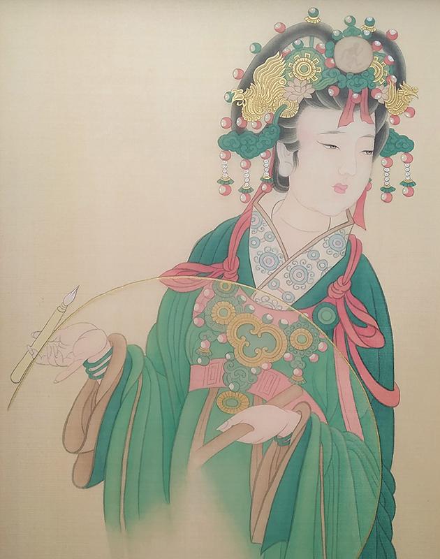 «Летний день в горном павильоне»: в Музее Востока покажут работы современных художников в древней китайской технике живописи гунби