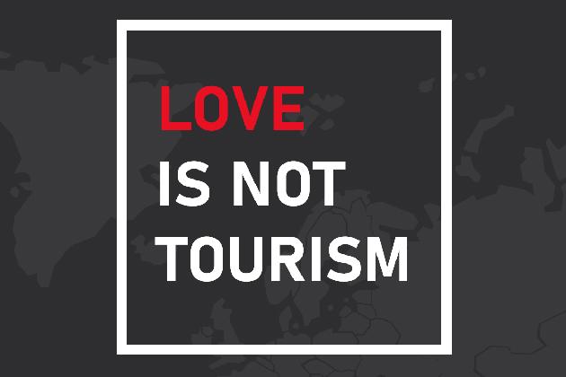 Движение «Любовь не туризм» помогает влюбленным парам преодолеть закрытые из-за пандемии границы стран