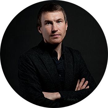 Антон Кочуркин — куратор фестиваля
