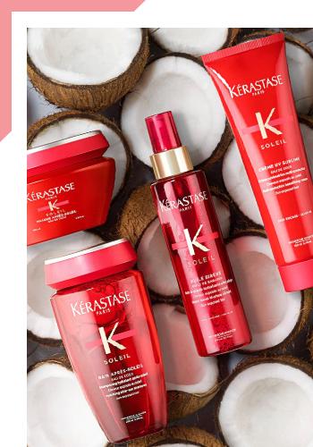 Солнечная линия средств для волос Soleil Nourishing After-Sun, Kerastase