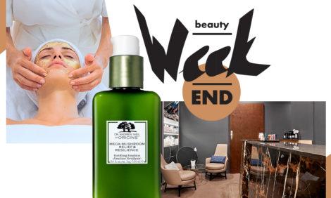 Бьюти-уикенд: новый салон лифтинг-массажа лица, чекап в Remedy Lab и эмульсия с экстрактами грибов