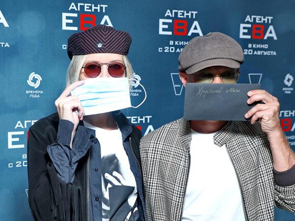 Светская неделя с Ириной Чайковской: премьера фильма «Агент Ева» в кинотеатре Галерей «Времена года»