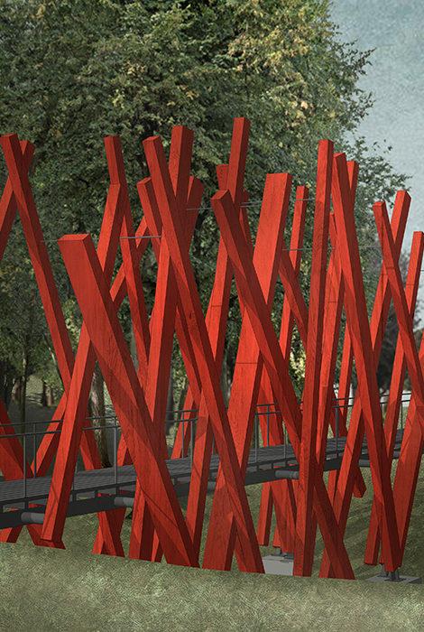 Темой международного фестиваля лэнд-арта «Архстояние» в Никола-Ленивце станет «Лень»