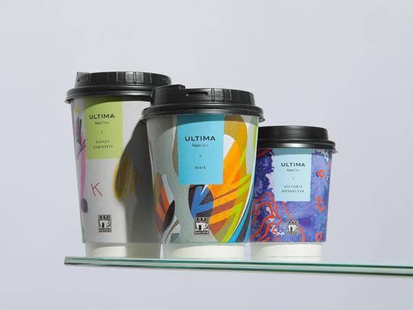 «Искусство навынос»: Ultima Яндекс.Такси и «Кофемания» запускают акцию поддержки современного российского искусства