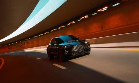 Авто с Яном Коомансом: интервью с вице-президентом и креативным директором Aston Martin Lagonda Мареком Райхманом и главным инженером Мэттом Беккером
