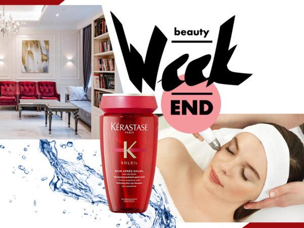 Бьюти-уикенд:мезотерапия без боли, профессиональная гигиена полости рта и летний уход для волос