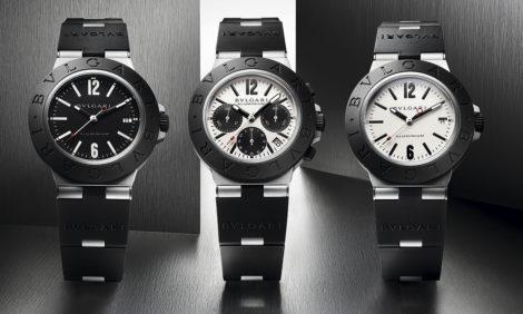 Часы & Караты: новинки Bvlgari на выставке Geneva Watch Days