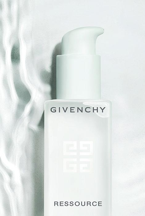 Cпокойствие, только спокойствие: новая антистресс-линейка для лица Givenchy — Ressource