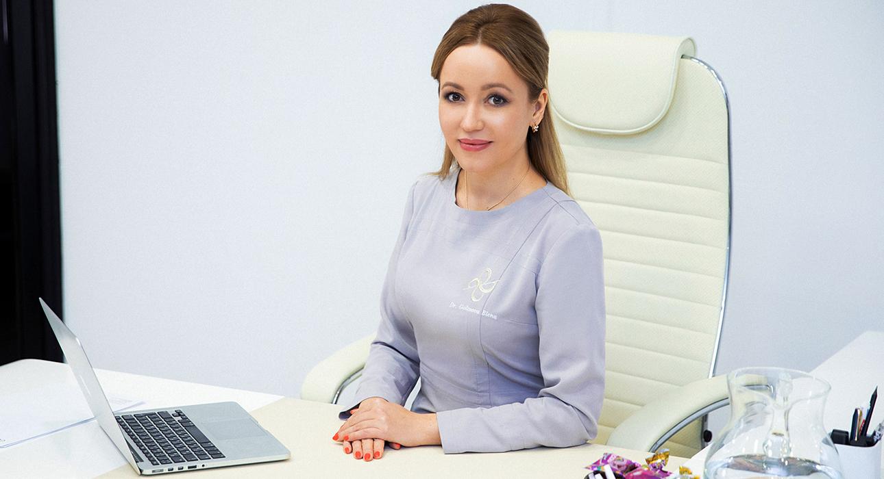 Елена Гольцова