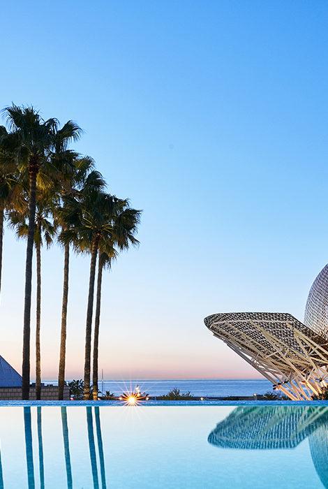 Один из знаковых отелей каталонской столицы Hotel Arts Barcelona снова ждет гостей
