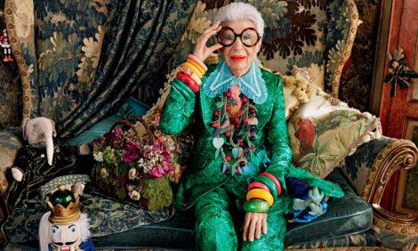 Women in Power: лучшие цитаты 99-летней Айрис Апфель о стиле, красоте и счастье